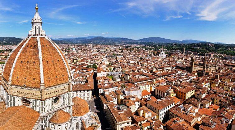 フィレンツェ 1日観光ドゥオモ