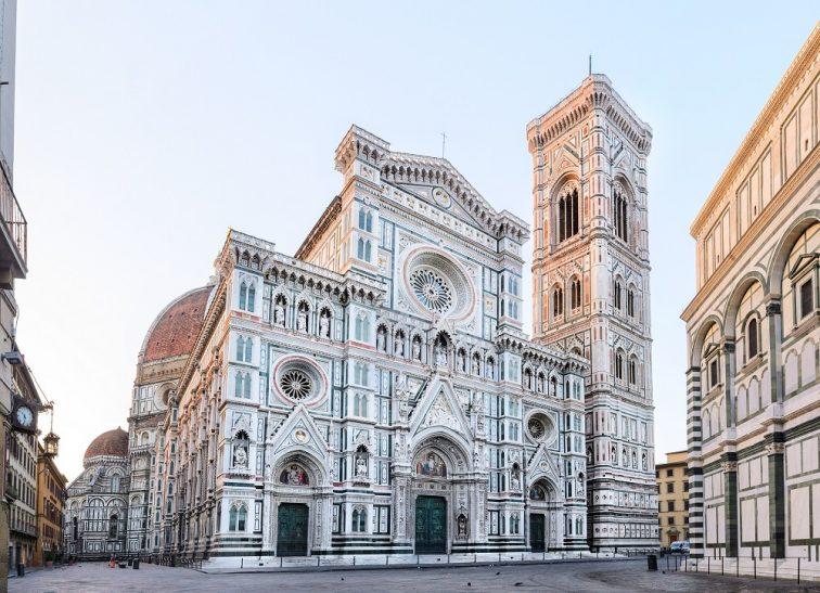 フィレンツェ ドゥオモ 大聖堂