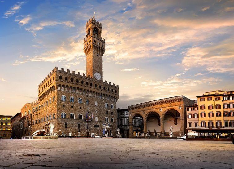 フィレンツェ ベッキオ宮殿