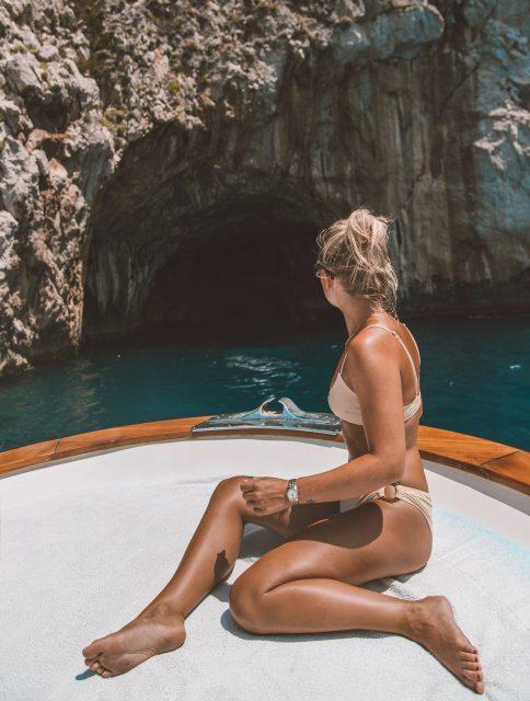 カプリ島 観光