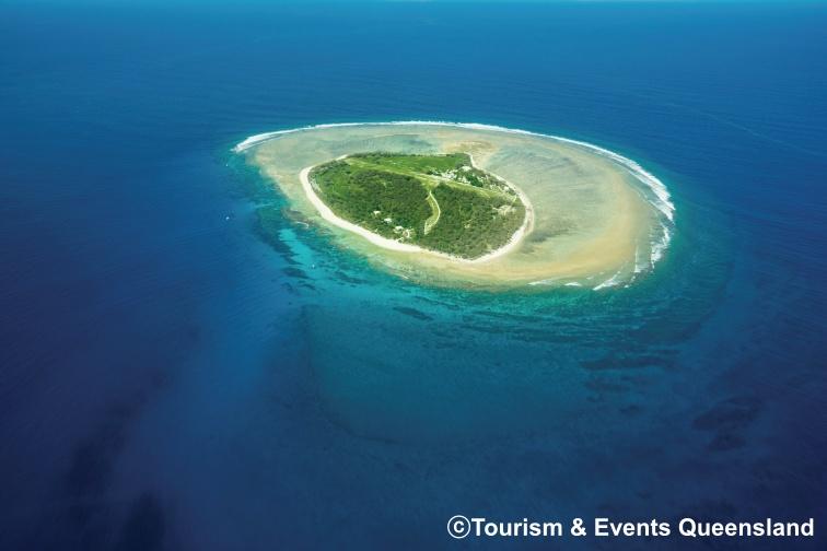 オーストラリア・レディーエリオット島