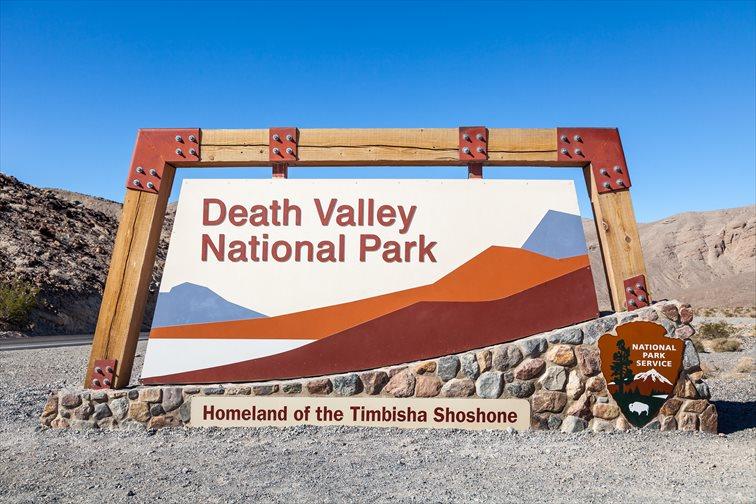 デスバレー国立公園