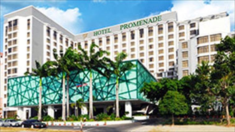 プロムナード ホテル コタキナバル