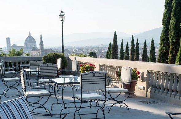 フィレンツェ ホテル ヴィラ・ラ・ヴェデッタ