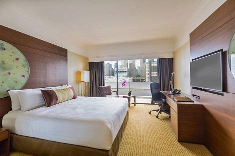 マリーナベイエリア*リーズナブルな5ツ星ホテル『パークロイヤルコレクション マリーナベイ』