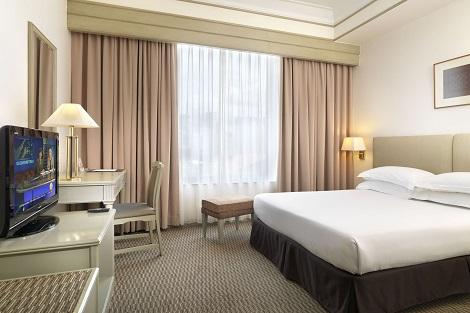 フェデラル ホテル クアラルンプール