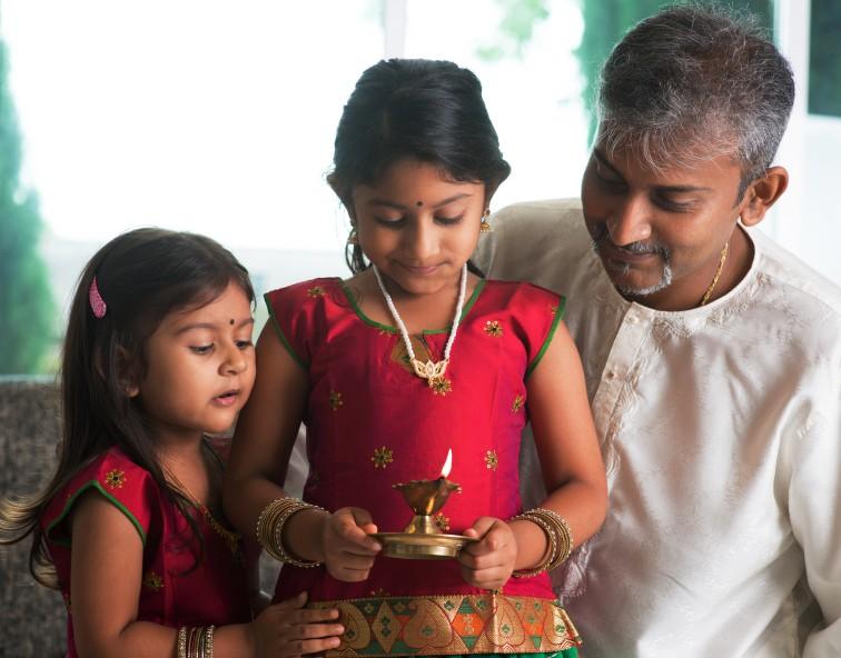 インド系(ヒンドゥー教)のお正月「ディパバリ」