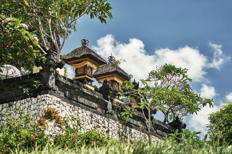 バリの寺院