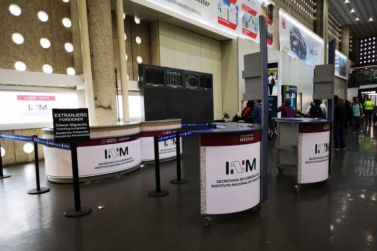 メキシコシティ国際空港