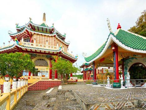 Taoist Temple in Cebu tour