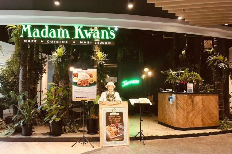 マレーシアの老舗ファミレスといえば「Madam Kwan's」