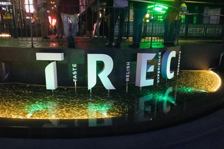 最先端ナイトスポット「TREC(トレック)」