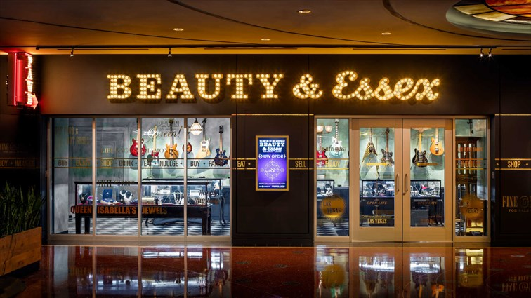 Beauty & Essex(ビューティー&エセックス)