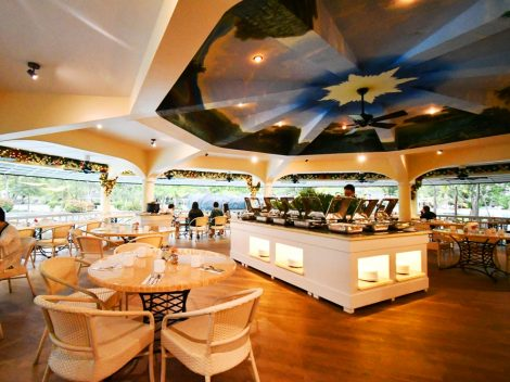 plantation bay hotel cebu restaurants