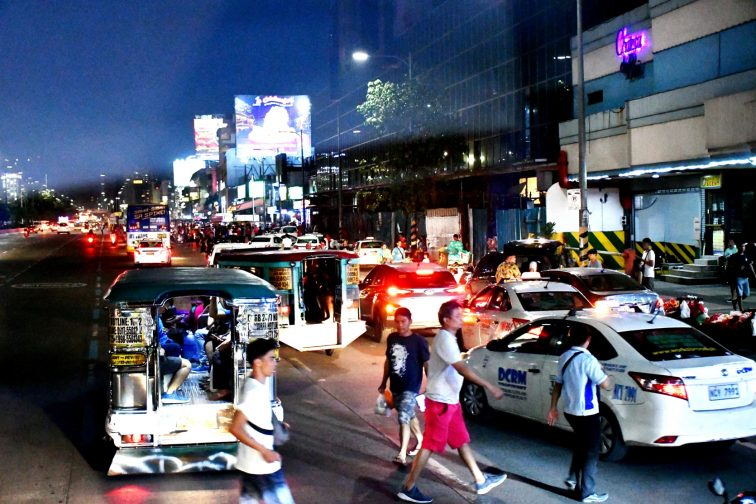 security in Manila