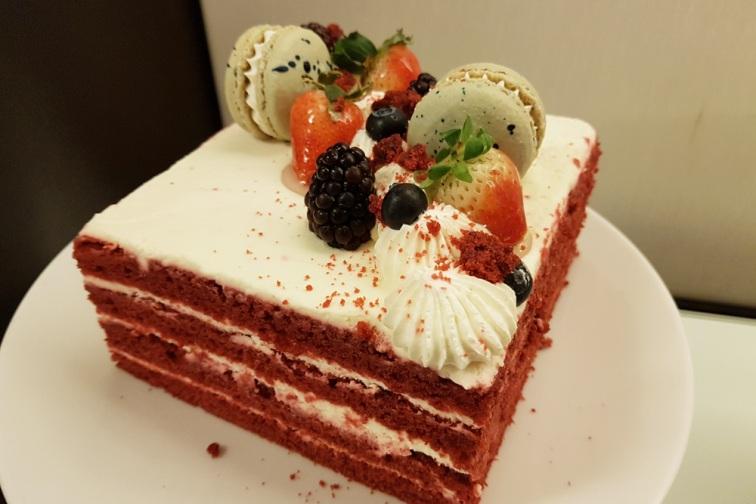 マレーシアのチーズケーキ