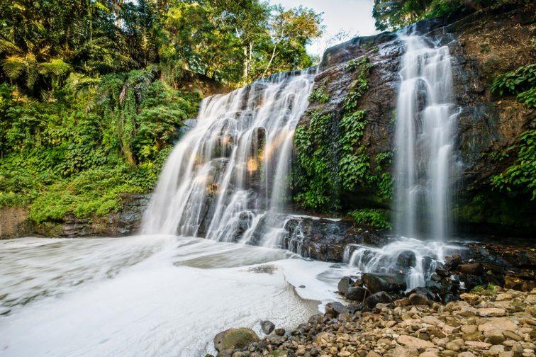 taktak falls in Antipolo