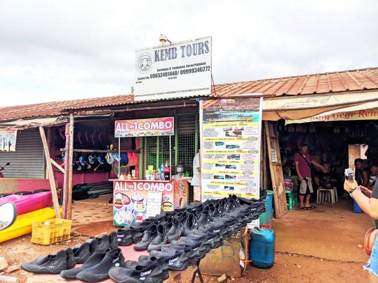 travel company in Coron