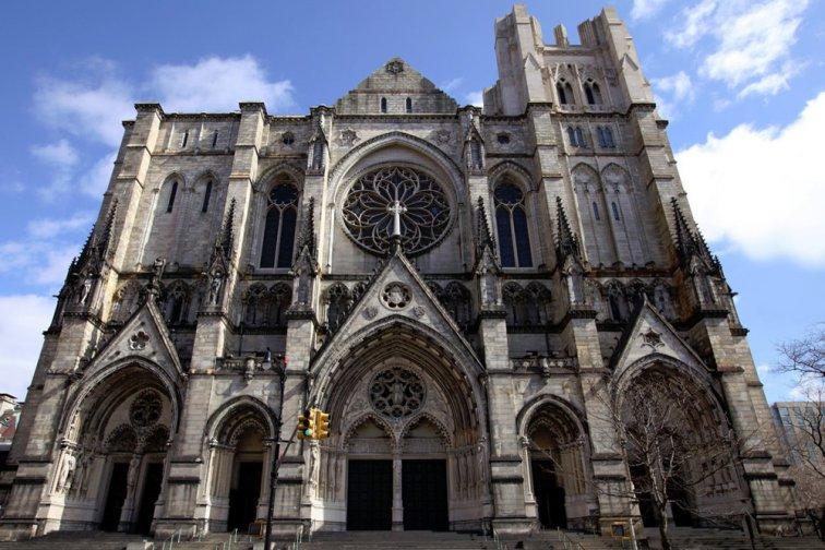 ニューヨーク・セント・ジョーンズ教会