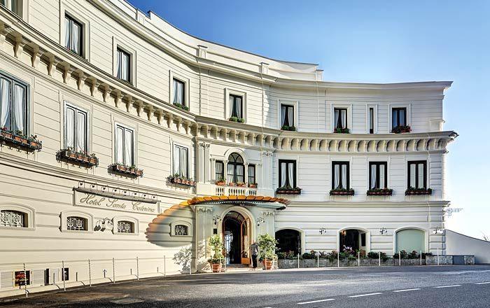 アマルフィ ホテル