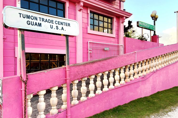 1_pinkwall in guam