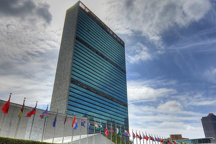 ニューヨーク・国連本部