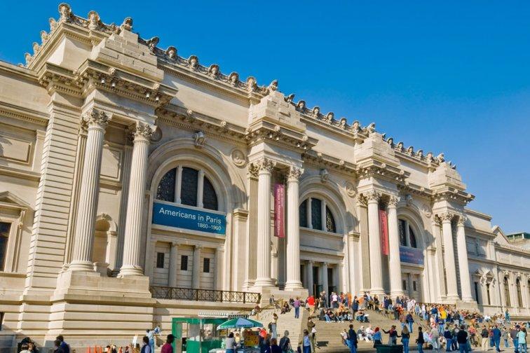 ニューヨーク・メトロポリタン美術館