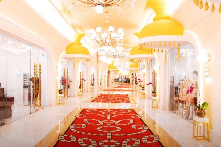 Crystal Corridor2