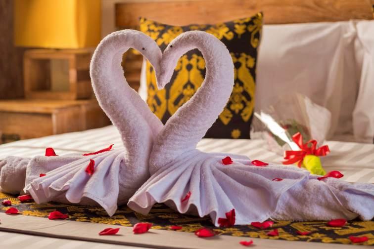Honeymoon setup2