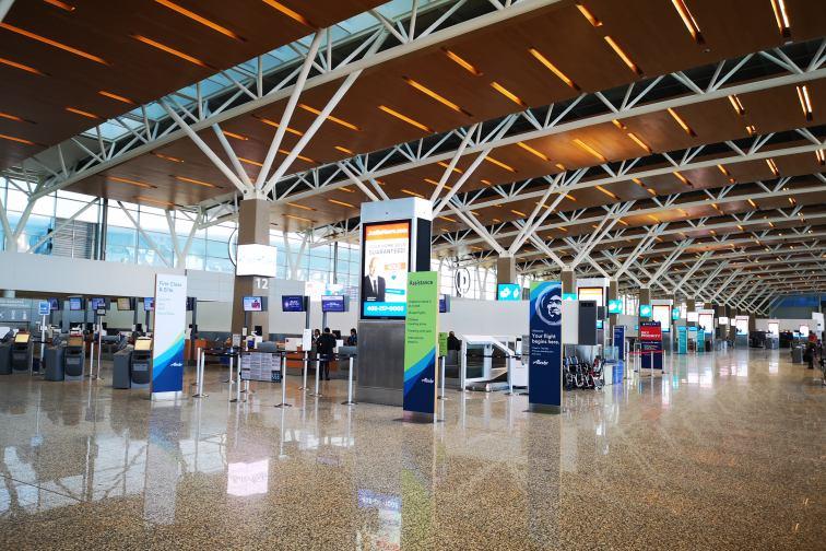 カナダ・カルガリー国際空港