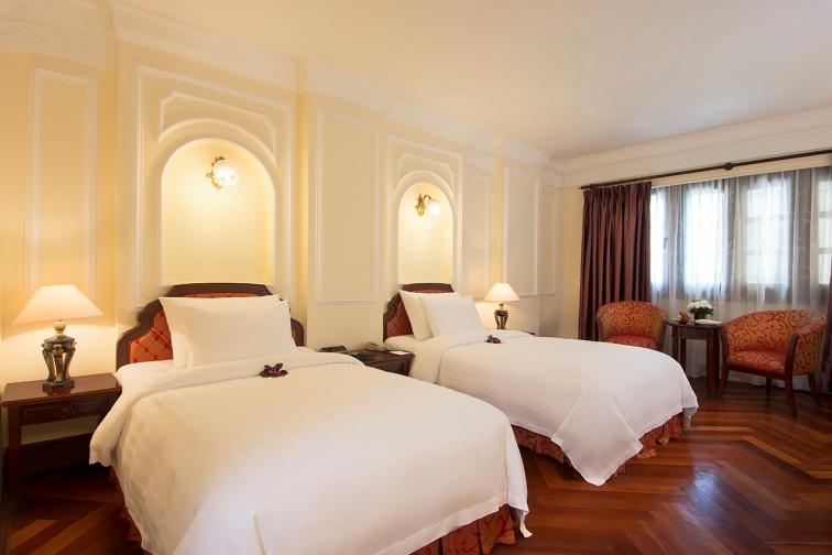 ホーチミン ホテル マジェスティックサイゴン