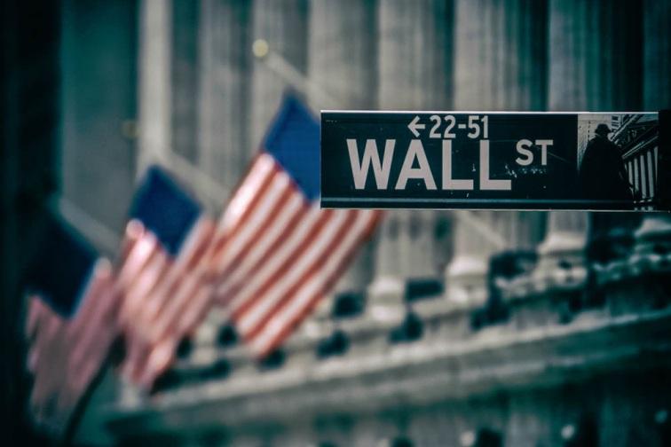 ニューヨーク・ウォール街