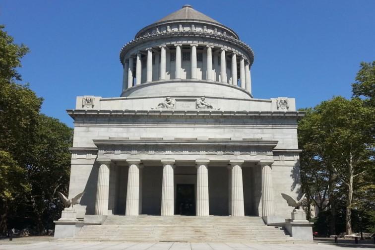 ニューヨーク・グラント将軍のお墓