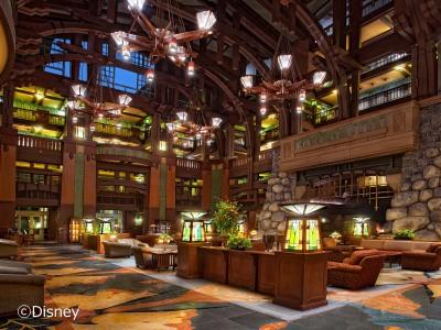 アナハイム・ディズニー・グランド・カリフォルニアン・ホテル&スパ