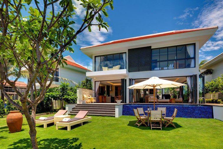 ダナンのビーチリゾート「The Ocean Villas(ジ オーシャ ン ヴィラズ)」