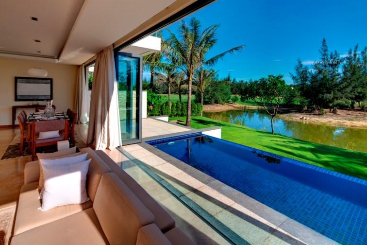 ダナンの5つ星オーシャンフロントホテル「The Ocean Villas(ジ オーシャン ヴィラズ)」