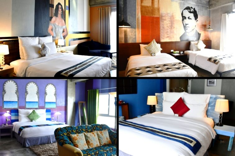 rooms in henry hotel