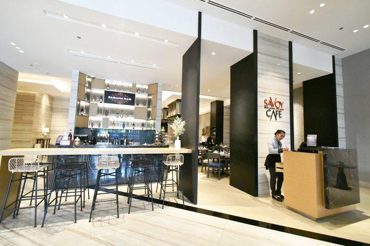 savoy hotel restaurant and bar