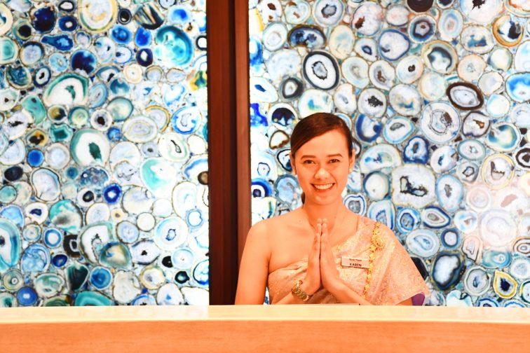 welcome to Dusit thani mactan