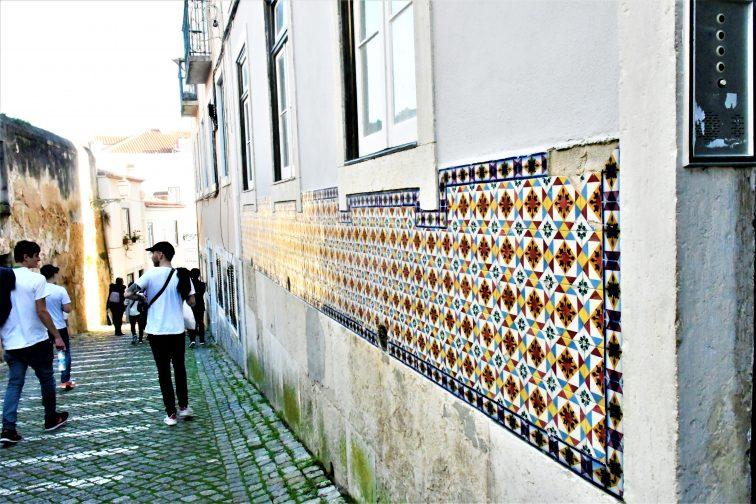 リスボン 街歩き