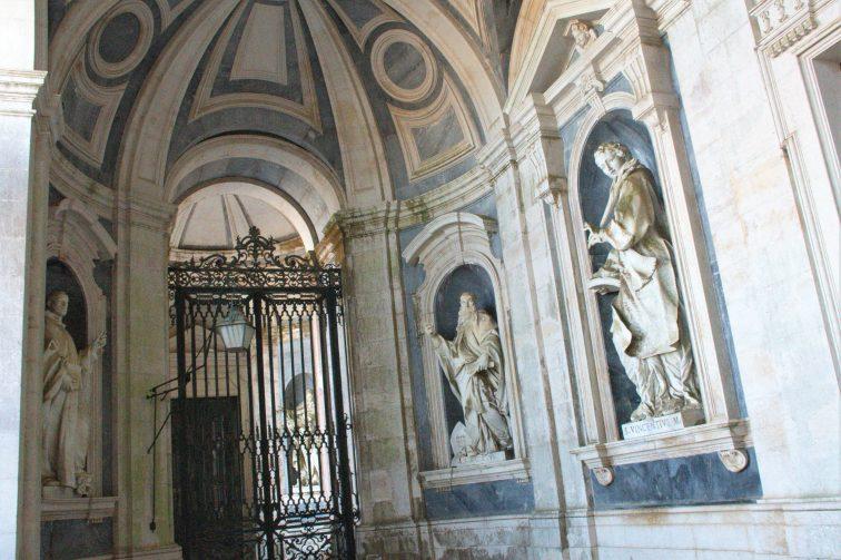 ポルトガルマフラ宮殿