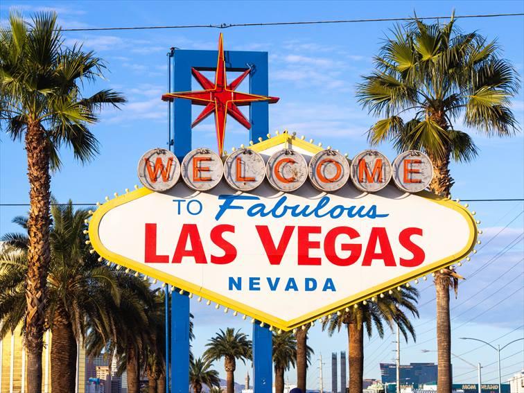ラスベガス観光も一緒に楽しみたい方もぜひ