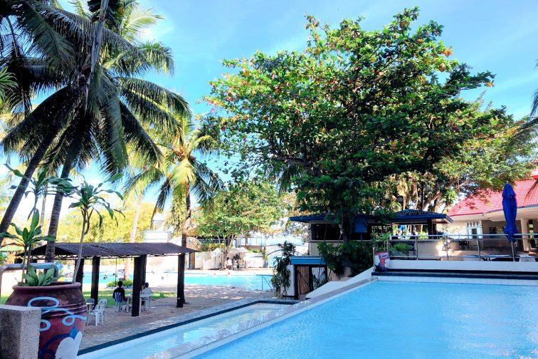 Cebu blue Ocean pool