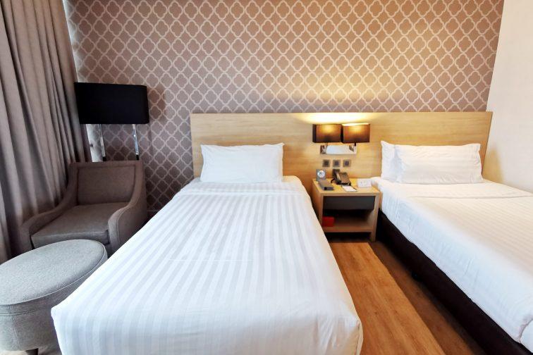 Deluxe Twin bai hotel in cebu city