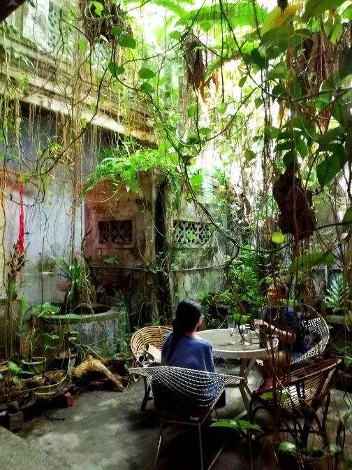 マラッカの隠れ家カフェ「The Baboon House(ザ バブーンハウス)」