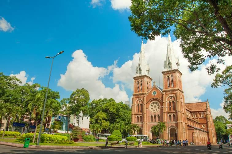 Duc Ba Church サイゴン大教会