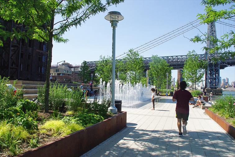 ニューヨークの夏