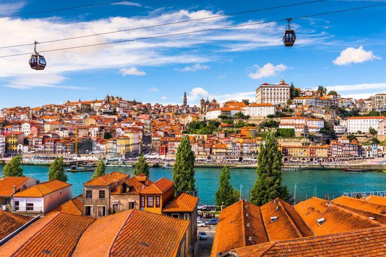 ポルトガル ポルト 世界遺産
