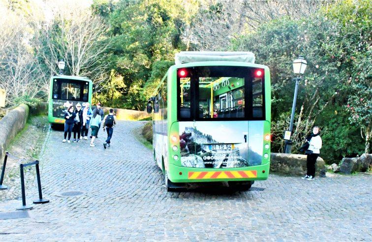 シントラ バス