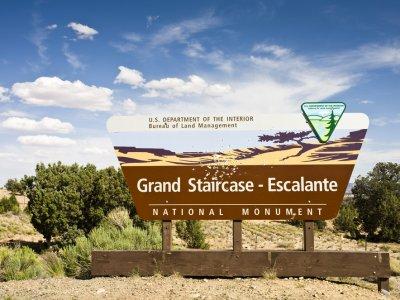 アメリカ・エスカランテ国定公園3×4